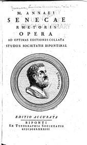 Opera: ad optimas editiones collata studiis societatis bipontinae, Volume 1