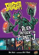 #08 Alien Incident on Planet J