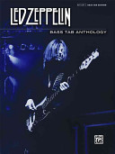Download Led Zeppelin Bass Tab Anthology Book