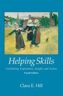 Helping Skills Book