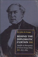 Download Behind the Diplomatic Curtain Book