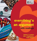 Everything s an Argument with Readings PDF