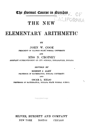 The New Elementary Arithmetic