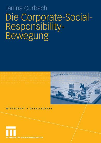 Die Corporate Social Responsibility Bewegung PDF