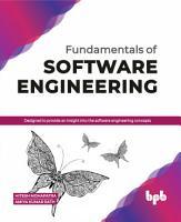 Fundamentals of Software Engineering PDF