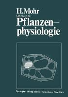 Lehrbuch der Pflanzenphysiologie PDF