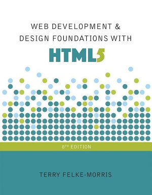 Web Development and Design Foundations with HTML5 PDF