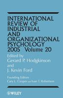 International Review of Industrial and Organizational Psychology 2005 PDF