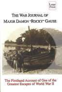 Download The War Journal of Major Damon  Rocky  Gause Book