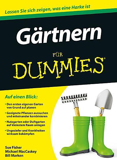 G  rtnern f  r Dummies PDF