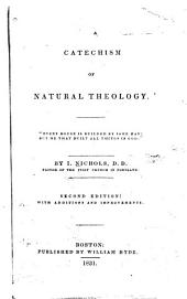 A catechism of natural theology