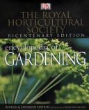 The Royal Horticultural Society Encyclopedia of Gardening