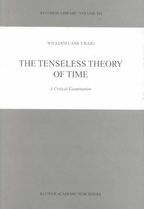 The Tenseless Theory of Time