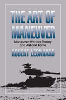 The Art of Maneuver PDF