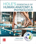 Loose Leaf for Hole s Essentials of Human Anatomy   Physiology