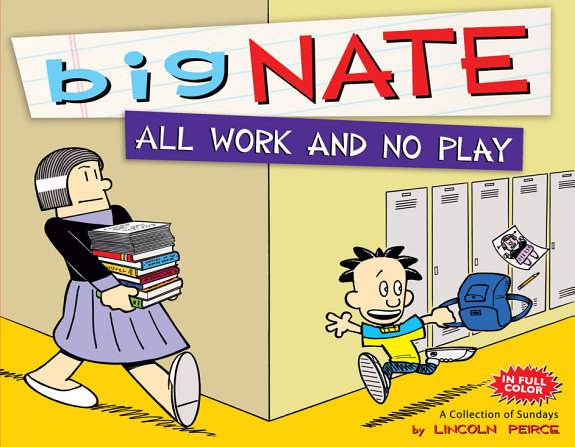 Big Nate All Work and No Play PDF