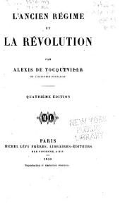 L' ancien régime et la révolution