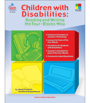 Children with Disabilities  Reading and Writing the Four Blocks   Way  Grades 1   3 PDF