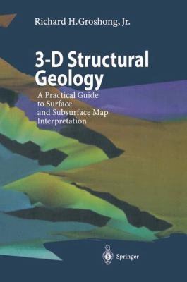 3 D Structural Geology PDF