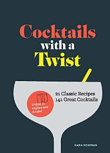 Cocktails with a Twist Book