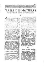 Histoire de la ville de Montpellier depuis son origine jusqu'à notre temps