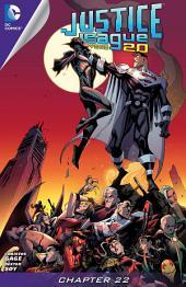 Justice League Beyond 2.0 (2013- ) #22