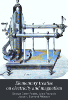 Elementary Treatise on Electricity and Magnetism PDF