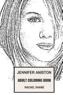 Jennifer Aniston Adult Coloring Book PDF
