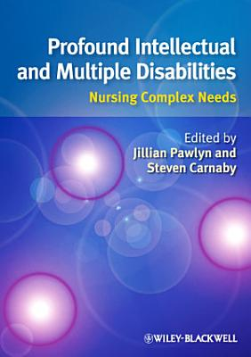 Profound Intellectual and Multiple Disabilities PDF