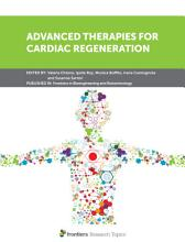 Advanced Therapies for Cardiac Regeneration PDF