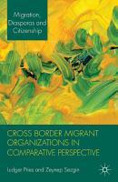 Cross Border Migrant Organizations in Comparative Perspective PDF