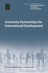 University Partnerships for International Development