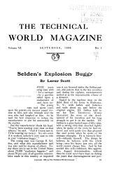 The Technical World Magazine: Volumes 6-7