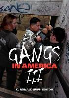 Gangs in America III PDF