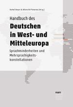 Handbuch des Deutschen in West  und Mitteleuropa PDF