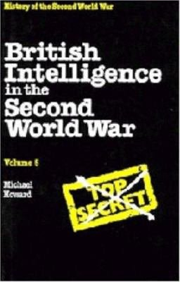British Intelligence in the Second World War  Volume 5  Strategic Deception PDF