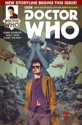 Doctor Who: The Tenth Doctor #6: The Weeping Angels of Mons Part 1