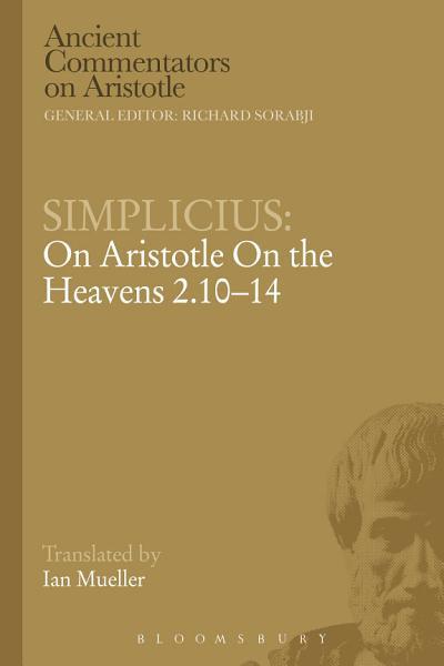 Simplicius  On Aristotle On the Heavens 2 10 14 PDF