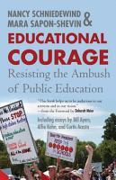 Educational Courage PDF