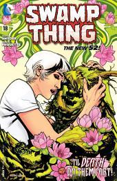 Swamp Thing (2011-) #18
