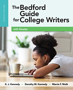 The Bedford Guide for College Writers with Reader PDF