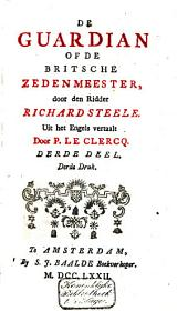 De guardian, of De Britse zedenmeester: Volume 3