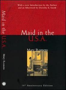 Maid in the U S A  Book