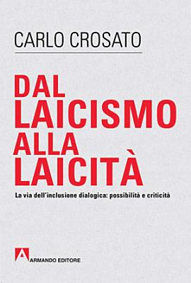 Dal laicismo alla laicit   PDF