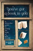 You ve Got a Book in You PDF