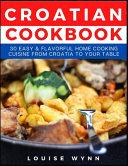 Croatian Cookbook