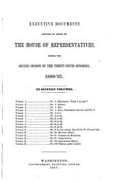 House Documents: Volume 8; Volume 232