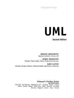 Schaum s Outline of UML