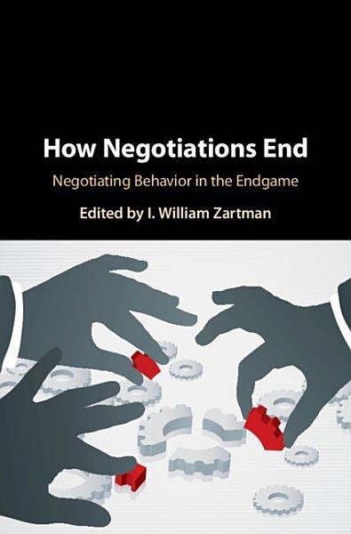 How Negotiations End PDF