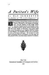 A Puritan's Wife